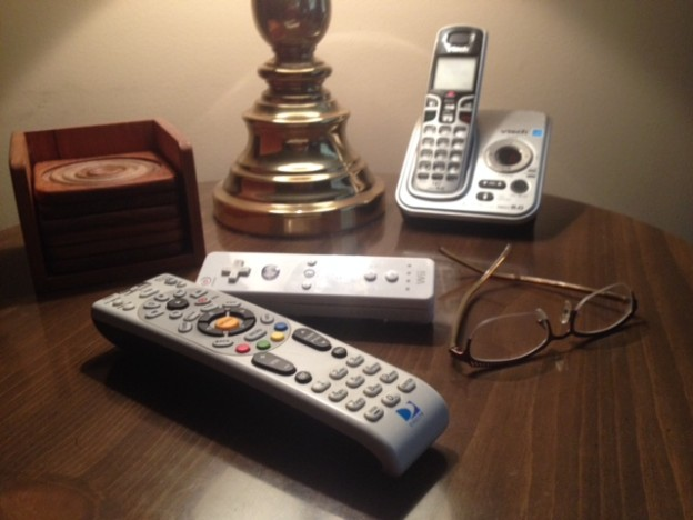 My Direct TV DVR Remote
