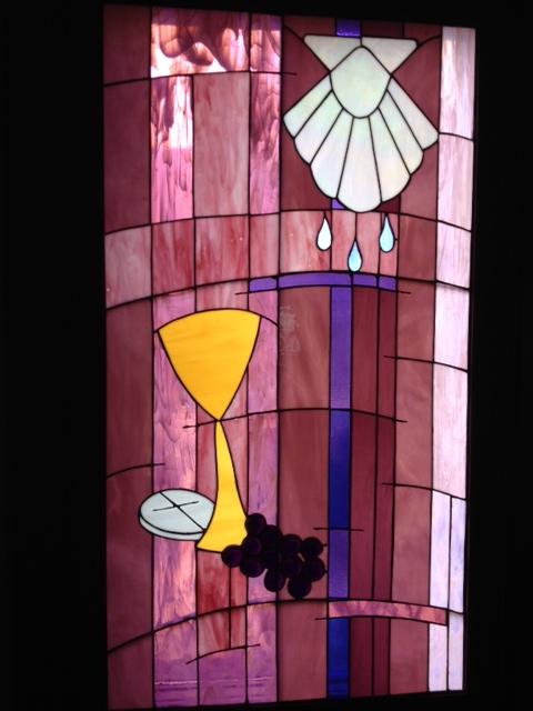 Glass Window at Our Savior