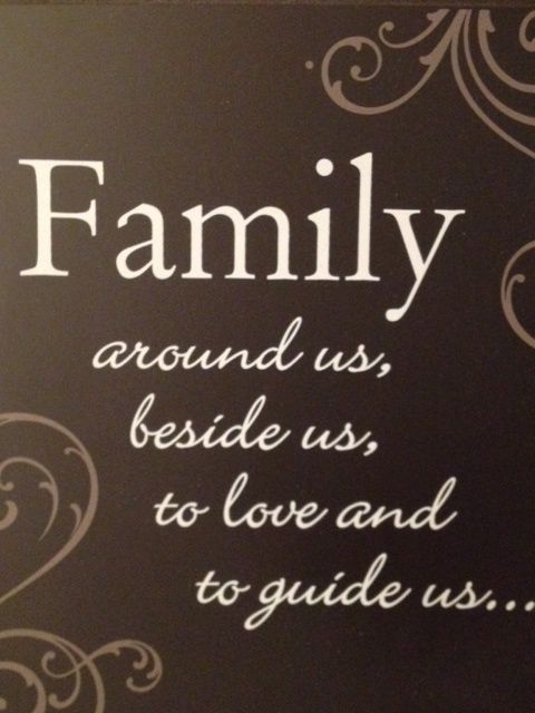 Encouraging Family Quote