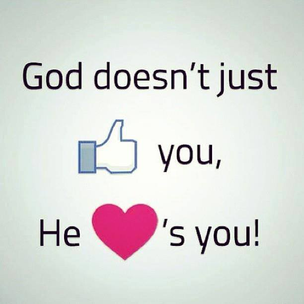 God Is In Love With You~ Photo Credit to Smoky Mountain Christian Village