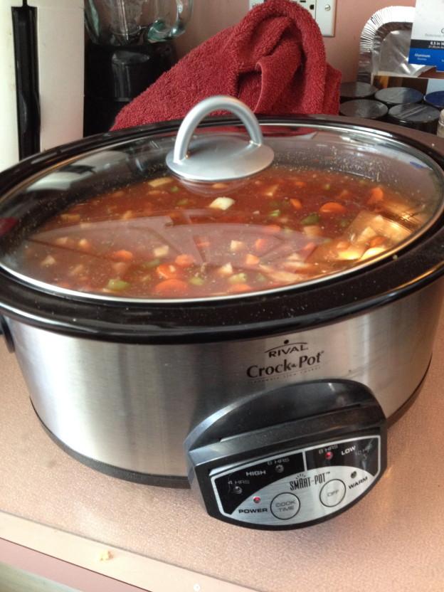 Pinterest Crockpot Soup Recipe