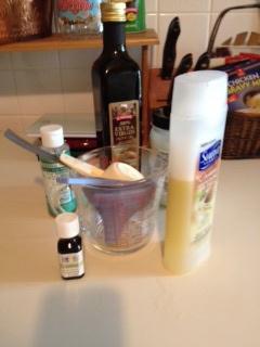Natural Homemade Body Wash