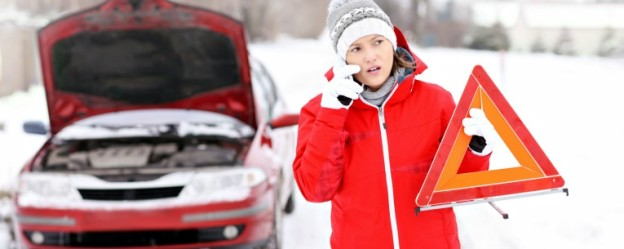 Tips for Winter Roadside Emergencies