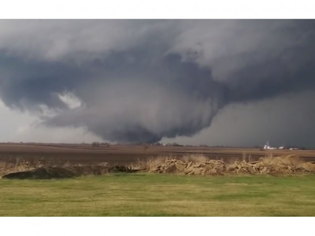 Tornado Photo Credit - Batavia Patch