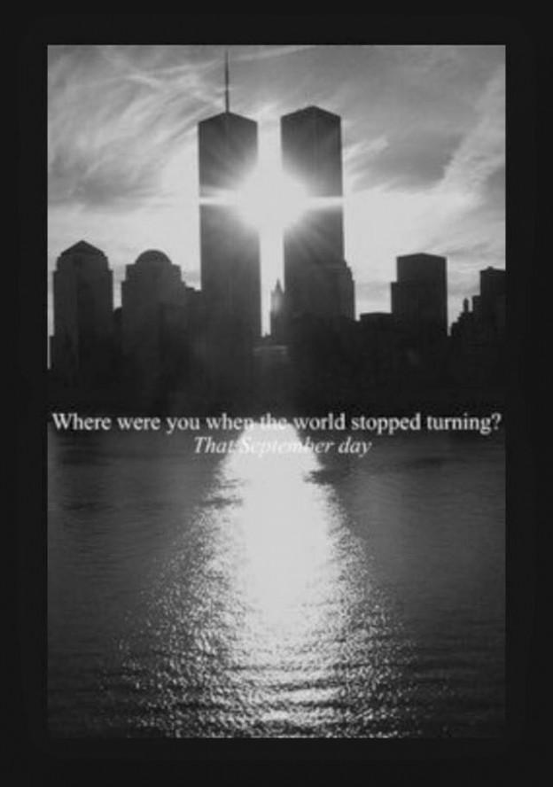 Where were you 9/11 ?