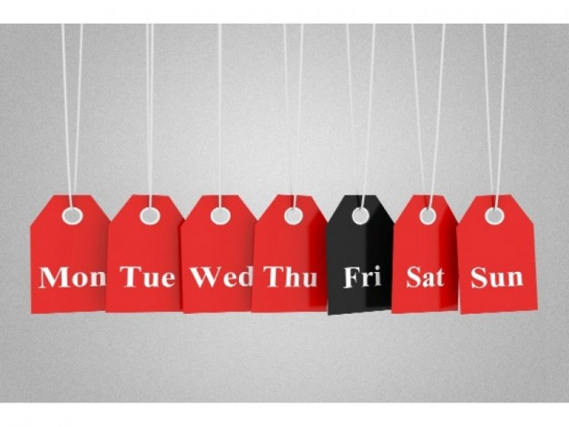 Black Friday Tags