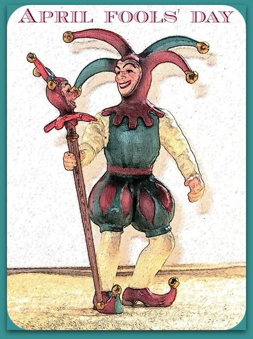 April Fools' Day Jester