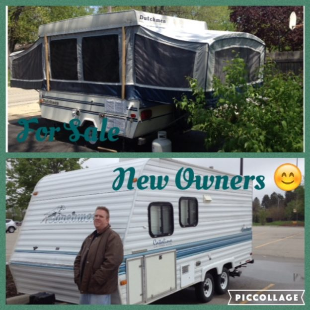 Old Camper - New Camper