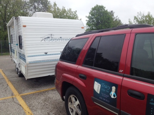Maiden Voyage Camping Trip