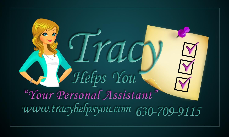 Unique Personal Assistant Business Cards Illustration - Business ...