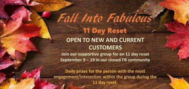 Fall Reset